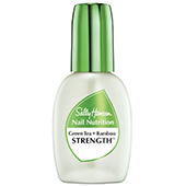 Sally Hansen Средство для укрепления ногтей 2-в-1: Nail Nutrition Green Tea + Bamboo Nail Strengthener -