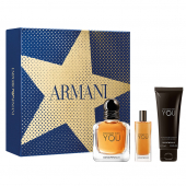 GIORGIO ARMANI Emporio Armani Stronger With You Подарочный набор - 8