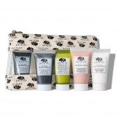 Origins THE FAVE FOUR CLEAN AND MASK SET FY21 Набор очищения и масок в мини-формате -