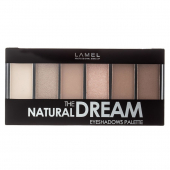 LAMEL PROFESSIONAL The Natural Dream Палетка теней - 15