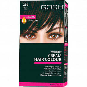 Gosh Краска для волос Professional Permanent Cream Hair Colour