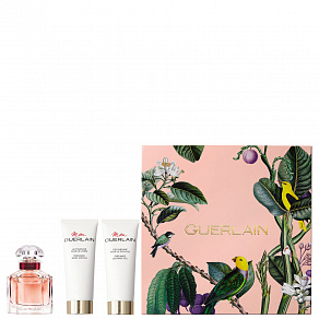 GUERLAIN Mon Guerlain Bloom Of Rose Eau De Toilette Set Подарочный набор